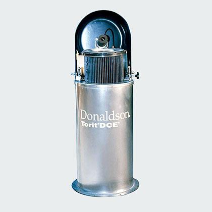 Фильтры выброса в атмосферу серии DCE 100