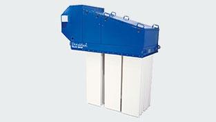 Dalmatic insert dust collectors