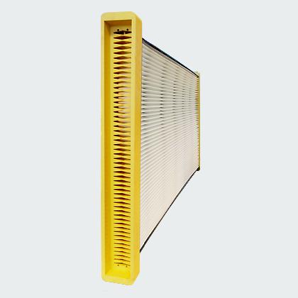 Фильтр панельного типа