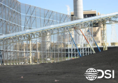 Ветровой барьер - система для пылеподавления