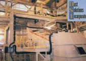 Пылеподавление на золотодобывающей шахте