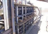 Пылеподавление на соляной шахте