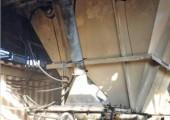 Фильтрация для угольной дробилки